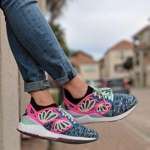 PUMA x Sophia Webster Pearl Cage Sneakers